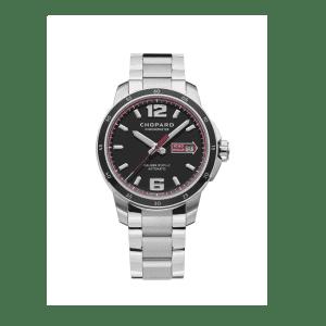 Montre Chopard Mille Miglia GTS Bracelet acier calibre Manufacture