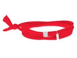 Bracelet GRESY'S Sunny 1 diamant, argent rhodié rouge