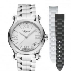 Montre Chopard Happy Sport 36 mm Quartz bracelets interchangeables