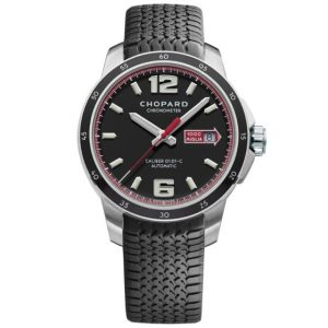 Montre Chopard Mille Miglia GTS Bracelet caoutchouc calibre Manufacture