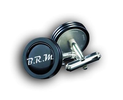 Boutons de Manchette B.R.M Logo
