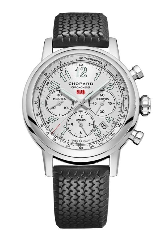 Montre Chopard Mille Miglia Chronographe Fond Acier Inoxydable