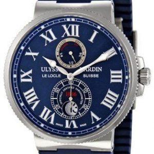 Montre Occasion Ulysse Nardin Mariner bleue