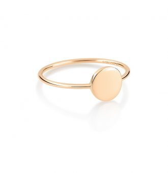 Bague Ginette NY Mini Ever Disc Ring