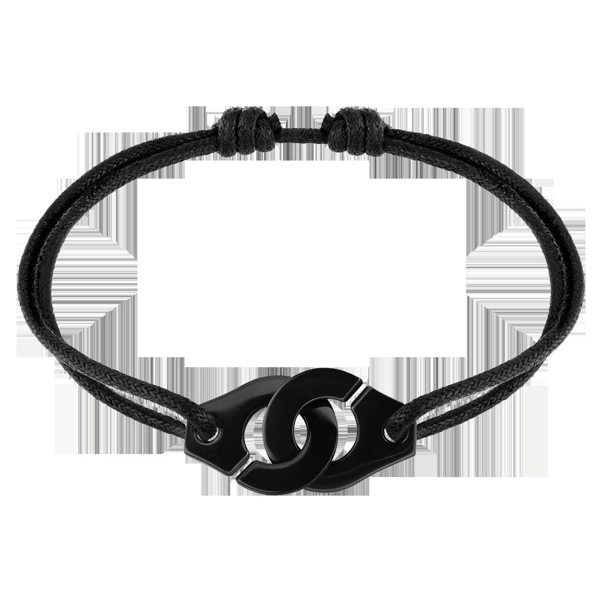 bracelet femme menottes