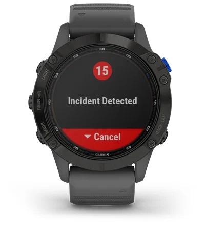montre garmin fenix 6 Pro Solar Edition bracelet titane