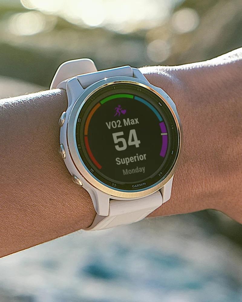 montre garmin 6S Pro Solar Edition