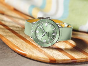 Superocean Heritgage 57 Pastel Paradise in mint green_Ref. Ref. A10340361L1X1_web use
